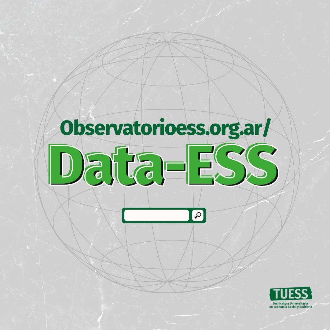 Nuevo micrositio DataESS